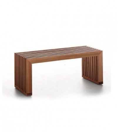 Novel Wooden Bench