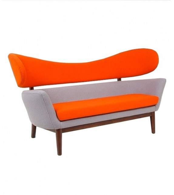 Finn Juhl Style Baker Sofa