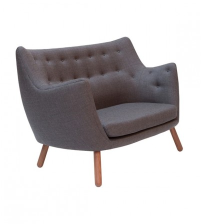 F.J Style Poet Sofa 2 Seater