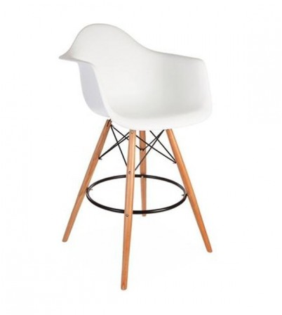 Eames Style DAB Stool