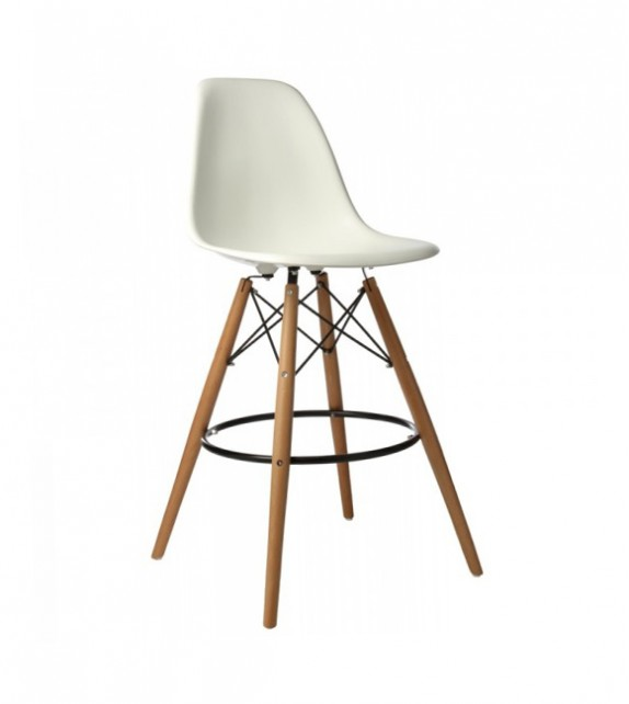 Eames Style DSB Stool