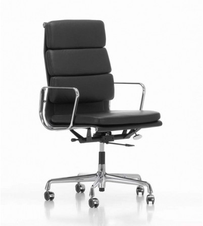 Eames Style High Back Soft Pad Office Chair