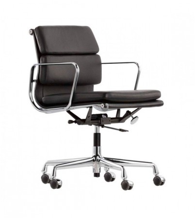 Eames Style Low Back Soft Pad Office Chair