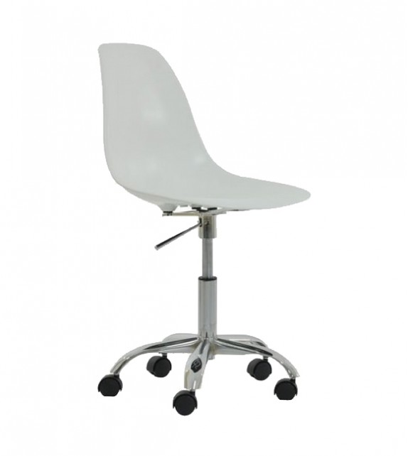 Eames Style PSCC Plastic Side Chair