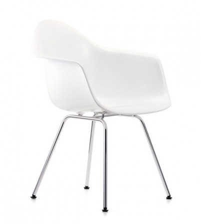 Eames Style DAX Plastic Armchair