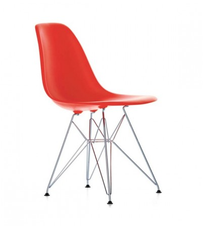 Eames Style DSR Plastic Side Chair