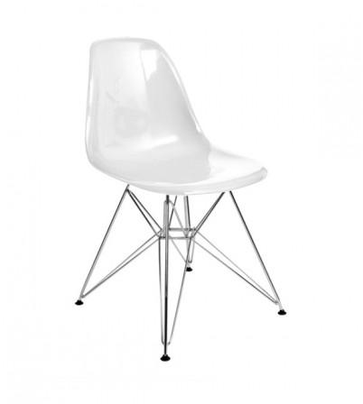 Eames Style DSR Plastic Side Chair (Premium Version)