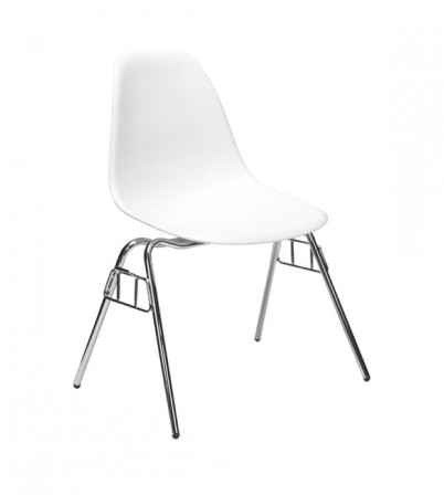 Eames style DSS Plastic Side Chair