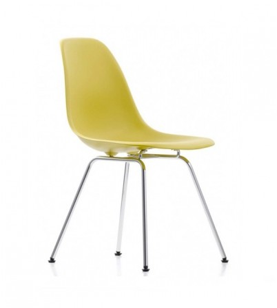 Eames style DSX Plastic Side Chair