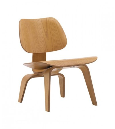 Eames Style LCW Plywood Chair