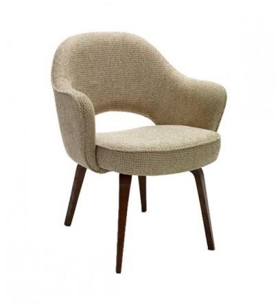 Eero Saarinen Style Executive Executive Armchair