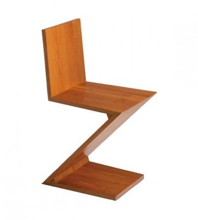 G.R Style Zig Zag Chair