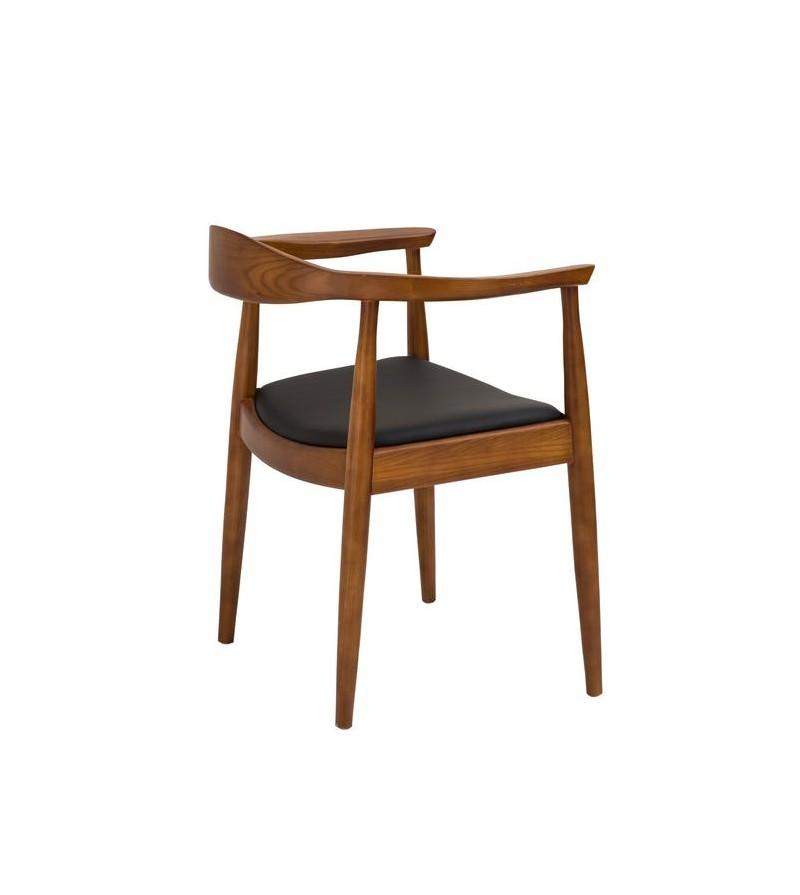 Hans j wegner style the chair - Hans wegner style chair ...