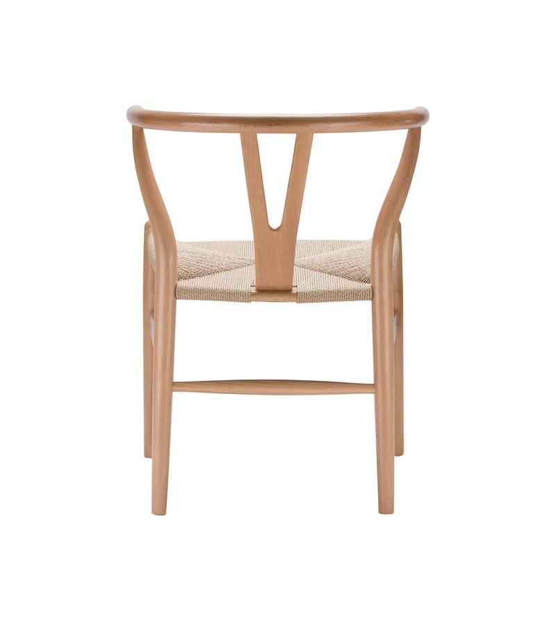 Hans J Wegner Style Wishbone Y Chair