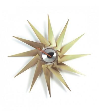George Nelson Style Turbine Clock