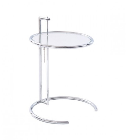 Eileen Gray Style Side Table