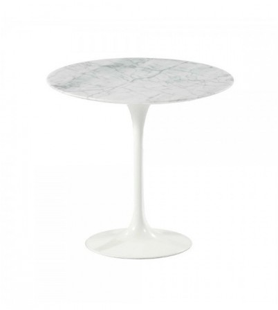 Tulip Side Table (Marble Top)