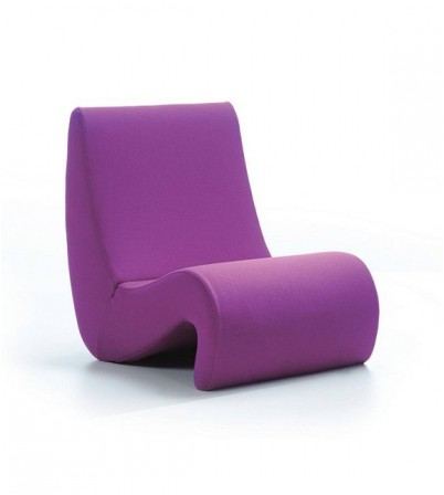 Verner Panton Style Amoebe Chair