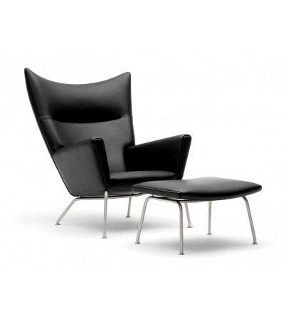 C.H Style Wing Chair