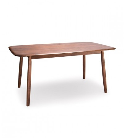 Calvert Dining Table (Solid American Walnut)