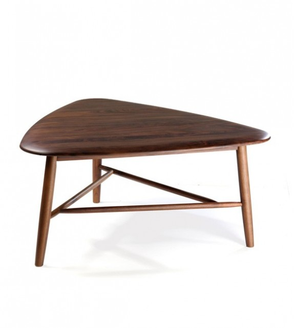 Estella Coffee Table (Solid American Walnut)