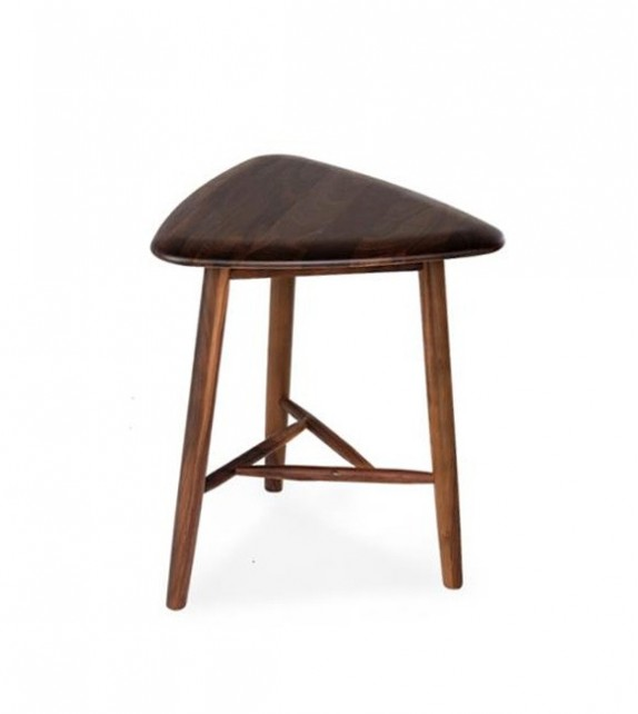 Estella Side Table (Solid American Walnut)
