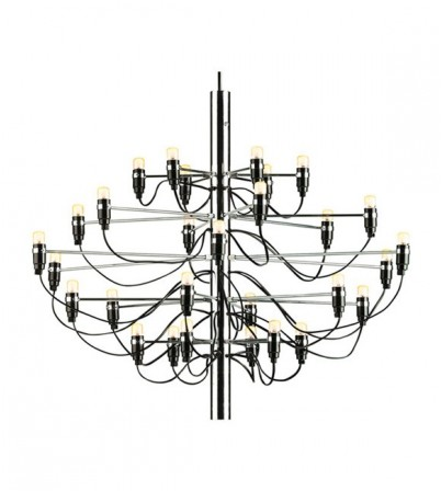 Flos Style 2097 30 Bulb Chandelier