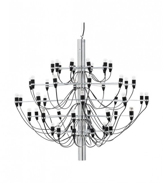 Flos Style 2097 50 Bulb Chandelier