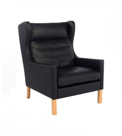 B.M Style 2204 Wing Chair