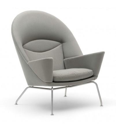 Hans J Wegner Style CH468 Oculus Chair