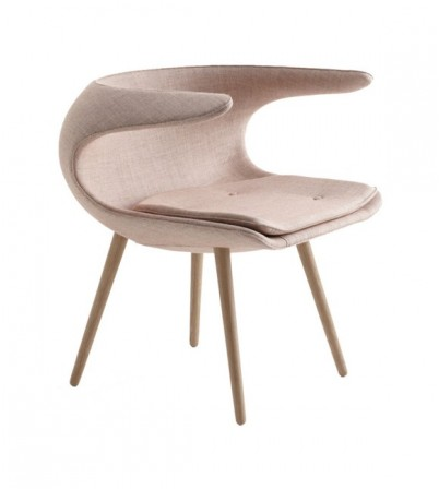 Stouby Frost Style Chair