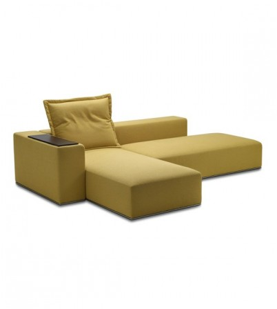Franklin L Shape Sofa