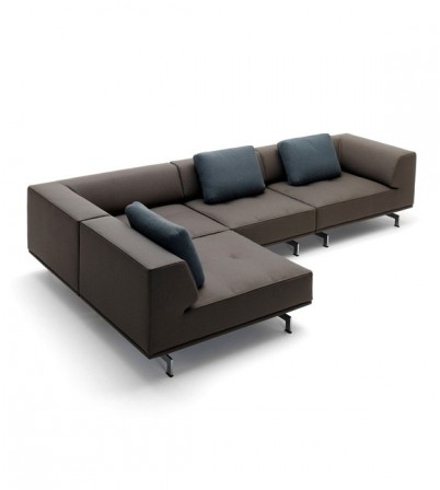 Geel L-Shape Sofa