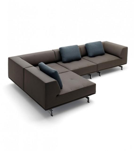 Geel L-Shape Sofa