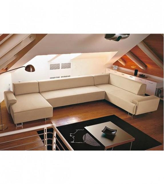 Lucano L Shape Sofa