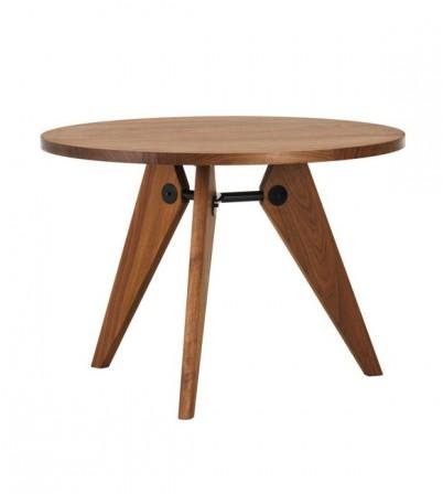 Jean Prouve Style Gu?ridon Table