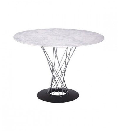Noguchi Style Cyclone Table (Marble Top)
