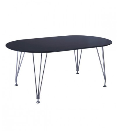 Pien Hein Style Oval Dining Table