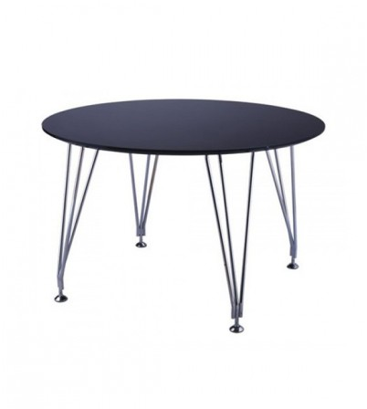 Piet Hein Style Round Dining Table