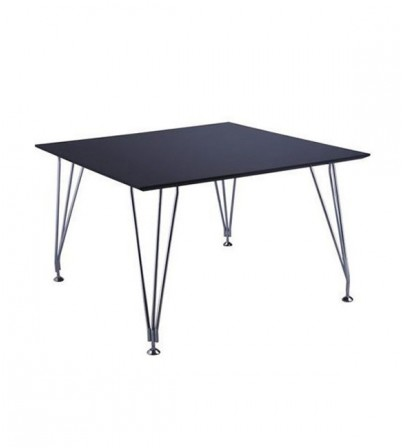 Piet Hein Style Square Dining Table