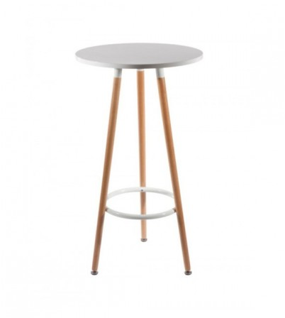S.D Style Copine Round Bar Table