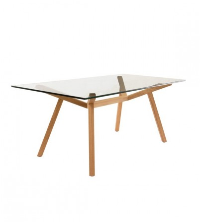 S.D Style Forte Rectangular Dining Table