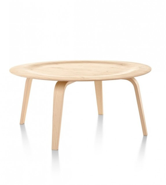 Eames Style Plywood Table