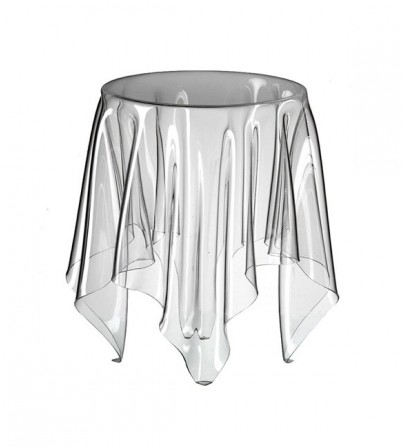 John Brauer Style Illusion Side Table